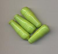 Groene kraal opaque