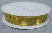 Koper wire Goud