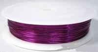 Koper wire paars