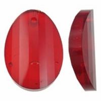 Imitatie Swarovski crystal rood