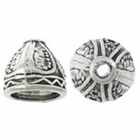 Kapje antiek zilver