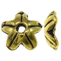 Kapje antiek goud