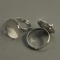 Ring setting platina