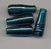 Turquoise/groene kraal luster