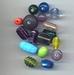 Kleur mix opaque/helder 4--20 mm