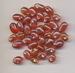 Druppels oranje Helder luster