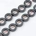 Hematiet rings